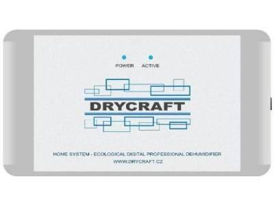 Tam, kde jiné formy odvlhčení nemovitostí nelze využít, nastupuje DryCraft