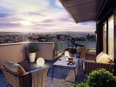Zvyšující se úroky z úvěrů a rostoucí ceny ochlazují prodeje nových bytů