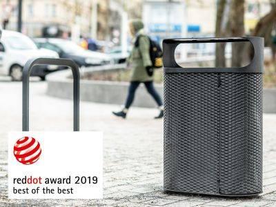 Praha získala Red Dot Award za design