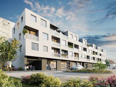 Rezidence ALBA – v projektu rostoucím u OC Chodov zbývají poslední byty