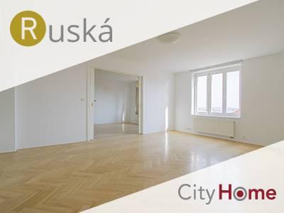 Bytový dům Ruská – bydlení na rozhraní Vinohrad a Vršovic