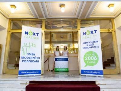 Výroční konference k 13. narozeninám NEXT REALITY proběhla ve znamení přepychu a noblesy
