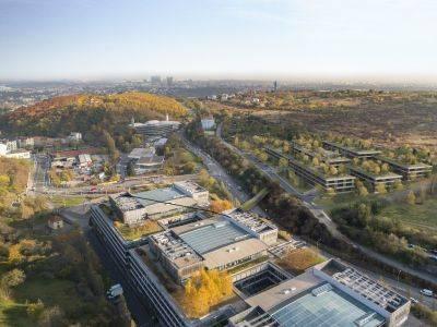 ČSOB Kampus představuje dokonalou symbiózu moderních technologií s environmentální odpovědností