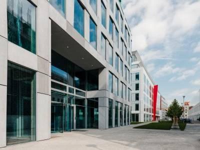 Budova Praga Studios je 100% pronajata