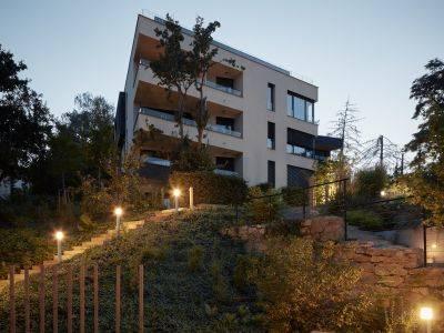 Nejlepším komorním rezidenčním projektem v Česku se stala Barrandovská zahrada