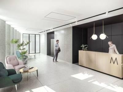 Slovenský developer CRESCO REAL ESTATE modernizuje v Praze další budovu