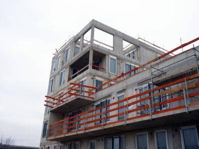 Ranta Barrandov od YIT hlásí dokončení hrubé stavby první etapy
