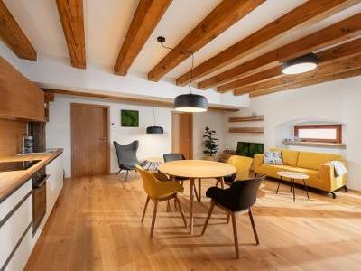 Barokní sýpka láká na originalitu: chcete bydlet v Domově s duší?