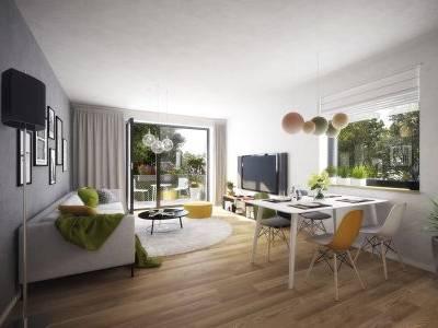 Zájem o menší byty na dobré adrese v Praze neustává. A když atraktivitu pozvedne komorní ráz projektu, zůstávají kupující stále při chuti.