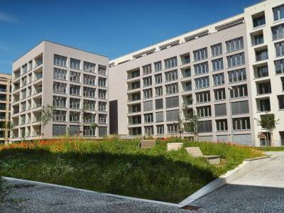 BREEAM: Port Karolína B je druhou nejlépe hodnocenou rezidenční budovou v Česku