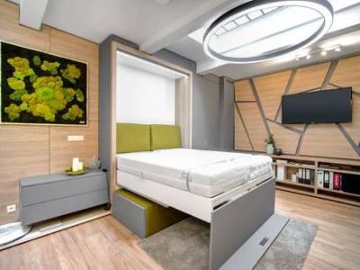 Vyzkoušeno: i na 27 m² se dá komfortně žít.
