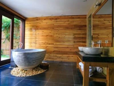 Nově posiluje trend propojení koupelny s ložnicí
