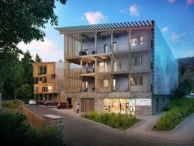 Moderní městské byty v kontaktu s horami a krásnou přírodou. Vítejte v Liberci!