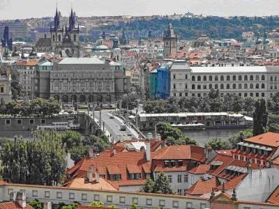 Cena metru čtverečního v Praze roste ročně i nadále téměř o 10 %