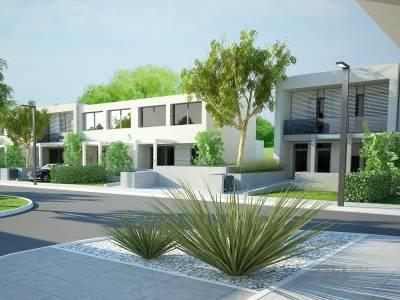 Druhá etapa řadovek projektu Nový Lipník je dokončena, nové domy jsou zkolaudované a ihned k nastěhování