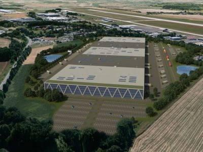 Panattoni vstupuje do Ostravy. Nová průmyslová zóna přinese miliardové investice a až 2000 pracovních míst