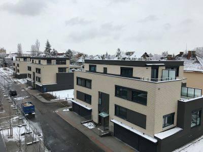 AFI EUROPE zkolaudovala vilové domy v rezidenčním projektu Tulipa Třebešín