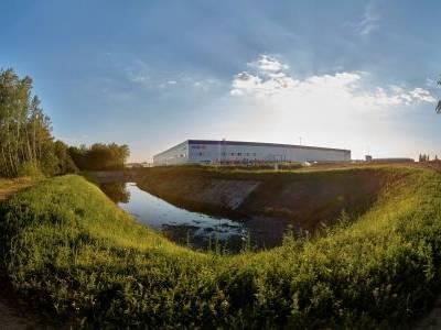 Distribuční centrum Real Digital v Panattoni Parku Cheb South bylo vyhlášeno nejlepší průmyslovou budovou v Česku za poslední rok