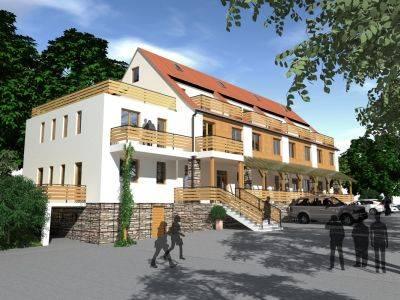 Polovina apartmánů Hrdlička je prodána, hlásí LEXXUS