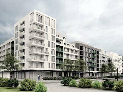 Studentskou architektonickou soutěž o nejlepší návrh části nové čtvrti v Praze 6 vyhráli studenti ČVUT