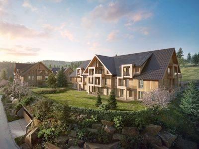 Crescon spustil prodeje druhé etapy rekreačního projektu Aldrov Apartments & Resort