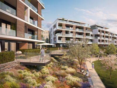 JRD letos plánuje zahájit přípravu více než 2 000 zdravých bytů
