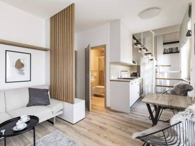 Apartmány Hrdlička na Slapech: IMMO Building představuje vzorový apartmán a LEXXUS hlásí, že zbývají poslední 3 apartmány