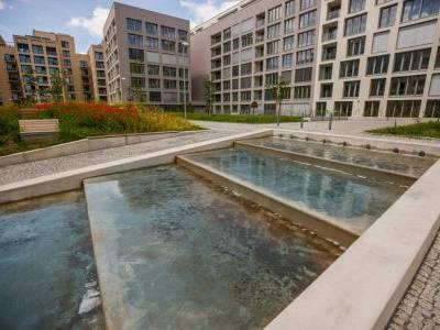 První bytový projekt Skanska už je napojený výhradně na dodávky zelené energie