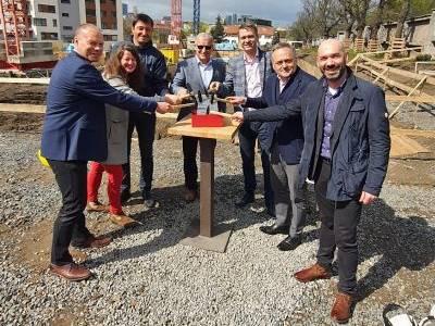 JRD zahájila výstavbu projektu Bohdalecké kvarteto