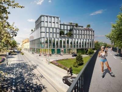 Rezidenční developer JRD vstupuje do segmentu komerčních nemovitostí. Administrativní budova Viadukt Anděl bude aspirovat na certifikaci LEED Gold.