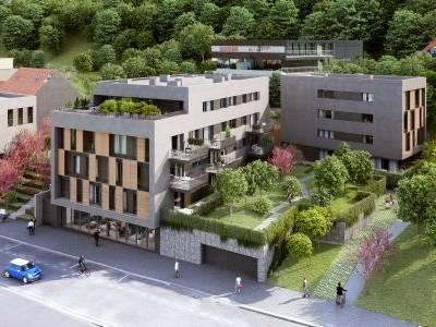Geosan Development: Poptávka po bytech neklesá. Majitele našlo již 60 % bytů v Rezidenci Neklanka 2
