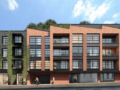 Luxent spustil prodej bytů v industriálním stylu v rezidenci Garden Lofts